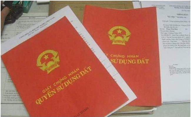 Một số giấy tờ khi vay thế chấp sổ đỏ chung cư ( hình minh họa)