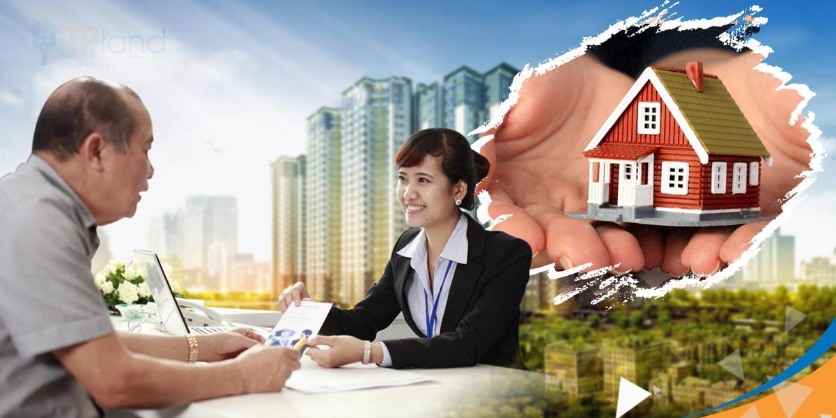 Nếu tài sản thế chấp của bạn đang được bạn cho thuê thì bạn cần phải thông báo với họ và họ vẫn được thuê cho đến khi hết hạn hợp đồng thuê.
