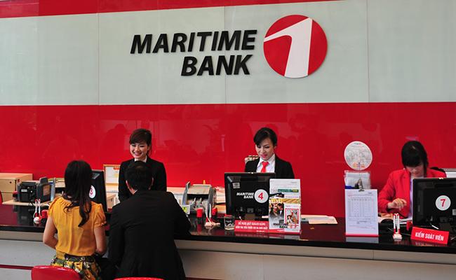 vay thế chấp sổ đỏ ngân hàng Maritime Bank